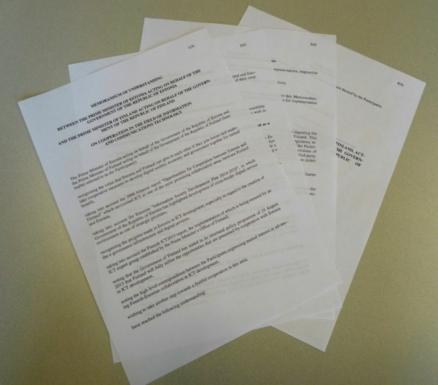 Yhteistyösopimus, joka Suomessa salattiin ja Virossa laitettiin nettiin. Tässä toimintatapojen maahantuonnissa on vielä vähän työtä tehtävänä...